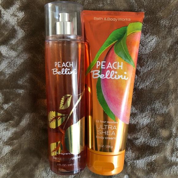 Bath Body Works Other Peach Bellini Bundle Bath Body Works